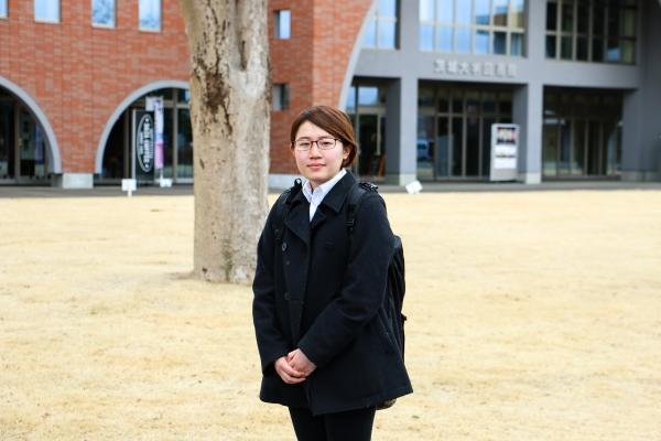 『茨城大学 丹治彩弥乃』の画像