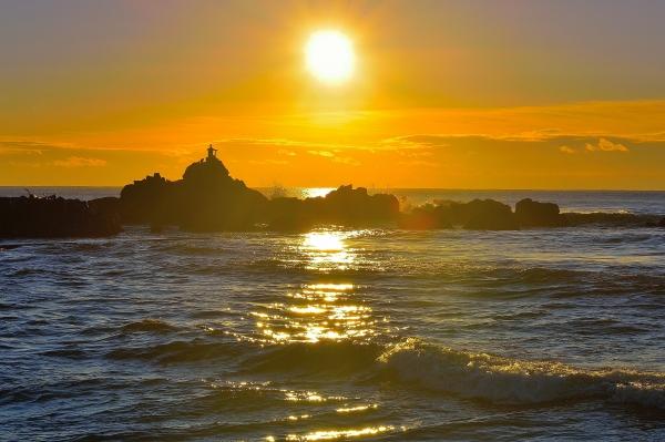 『磯原海岸』の画像
