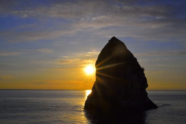 『磯原海岸二ツ島』の画像
