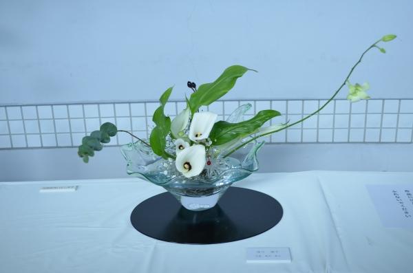 『花と器⑥』の画像