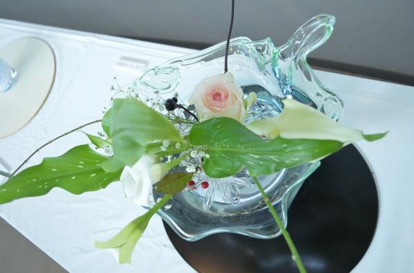 『花と器⑦』の画像