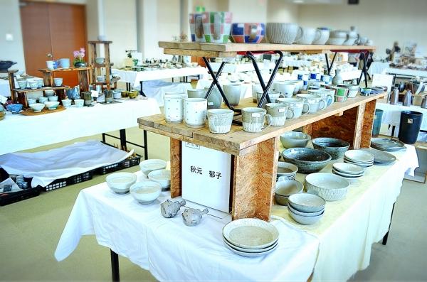 『陶芸展』の画像