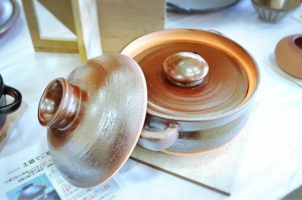 『土鍋』の画像